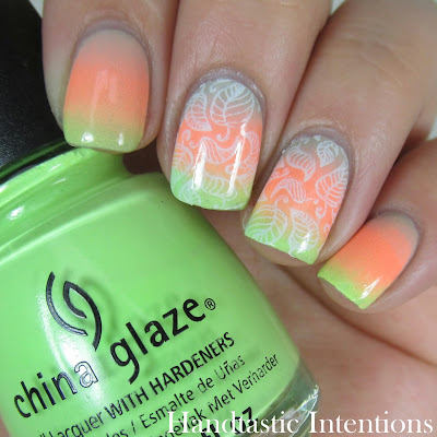 China-Glaze-Gradient