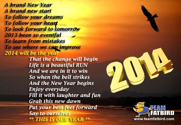 Farewell 2013, Hello 2014!