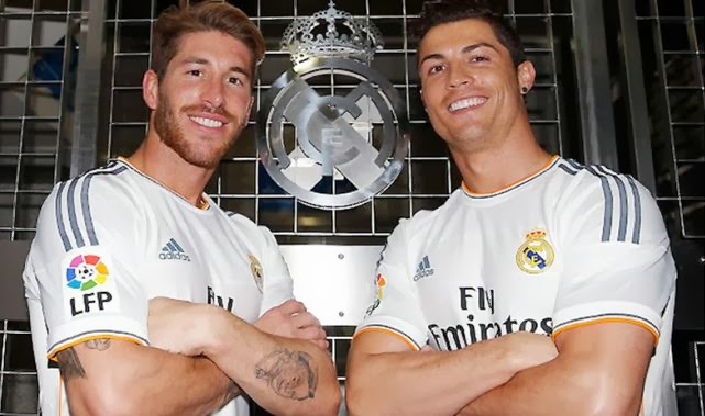 Ramos: Ronaldo worthy won the Ballon d'Or