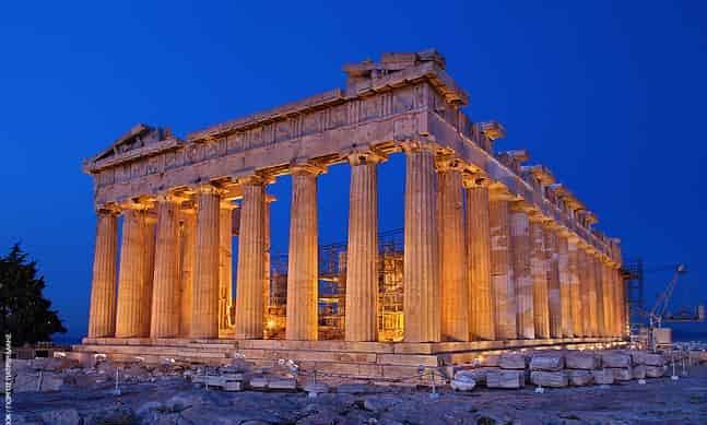 Γιατί οι Χριστιανοί δεν Κατέστρεψαν την Ακρόπολη και άλλα Ιερά