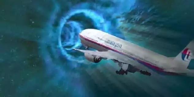 Μια νέα πιθανή εξήγηση για την εξαφάνιση της πτήσης  MH370  που εξαφανίστηκε χωρίς  κανένα ίχνος