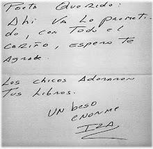 """Los """"chicos"""" son Joan Manuel y Joaquín"""