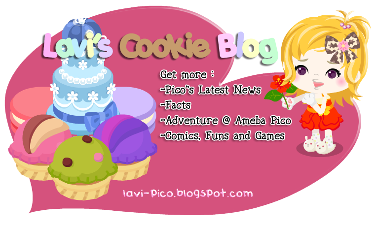 Lavi's Cookie Blog~♥