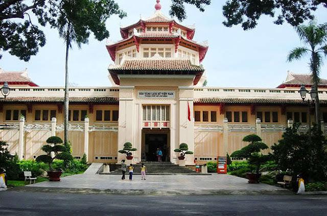 Bảo tàng lịch sử Việt Nam - Tp. Hồ Chí Minh
