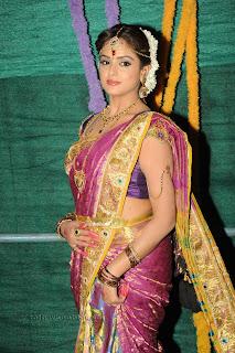 Asmita Sood in Telugu Bridal Attire 012.jpg