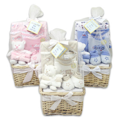 PepperLonely: Baby Gift Baskets, Baby Socks, Baby Clothes In Sets ...