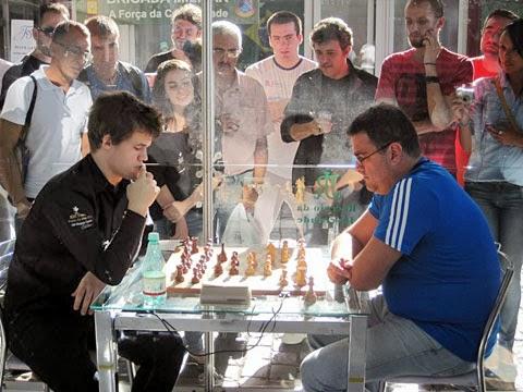 Carlsen - Rodríguez