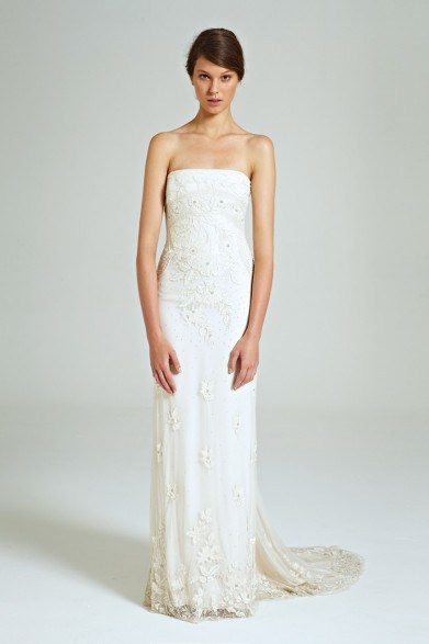 Collette Dinnigan 2013 Fall Bridal Collection