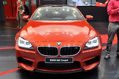 SUPER CARRO DEPORTIVO BMW M6 GINEBRA 2012