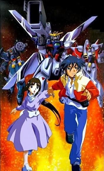 Kidou Shin Seiki Gundam X - 1996