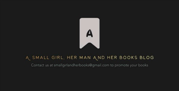 A small girl, her man and her books