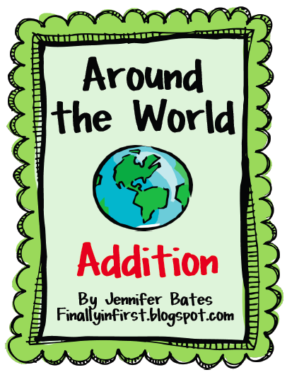 http://www.teacherspayteachers.com/Product/Around-the-World-Addition-Flashcards-475075