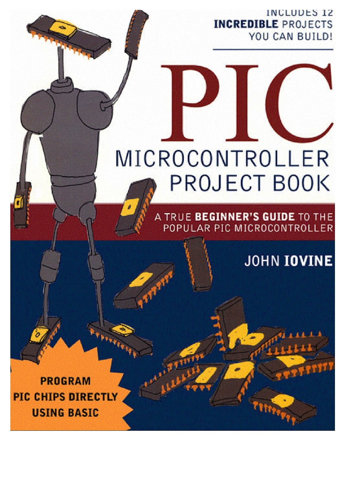 Free Book Bank: PIC Microcontroller Project Book by John Iovine ...