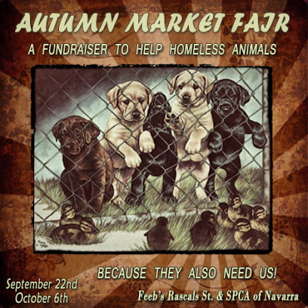{{BSD}}@ Homeleess animal fundraiser event ( 70% off)  witih 5 L gift