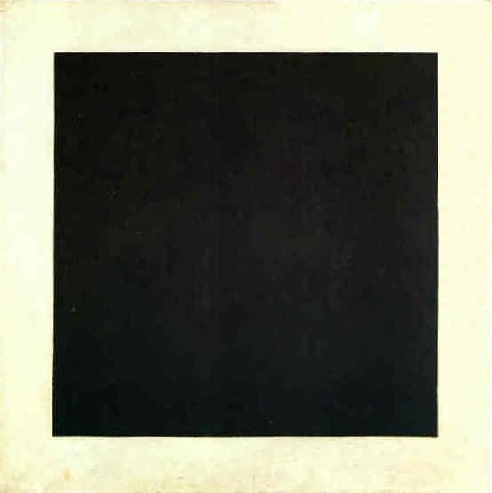kasimir malevich black square 1913Malevich Black Square 1913