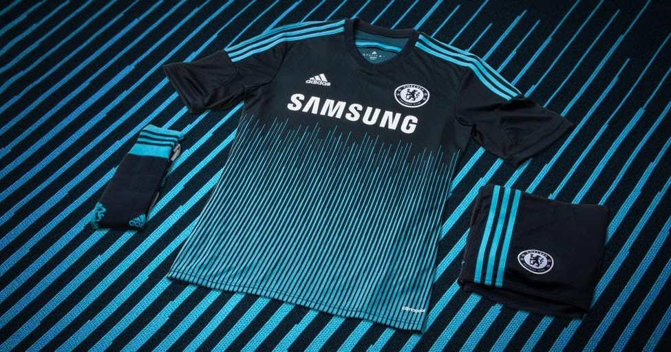 chelsea 14 15 home away and third kits released footy