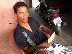 Osam Pereira Simões - irmão