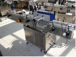 Máy dán nhãn chai tròn tự động, máy dán nhãn thân chai tự động, máy dán nhãn
