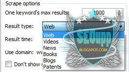 كيفية جلب روابط Dofollow وكسب باك لينك منها باستعمال برنامج GScraper V1.2.3.8 2015