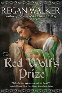 The Red Wolf's Prize: reached #1 in Amazon's Top 100 Medieval Romances!