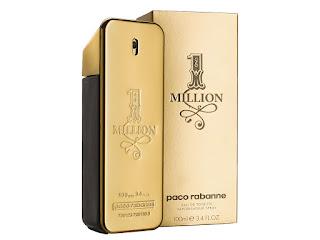 Perfume 1 Million Paco Rabanne Masculino Eau de Toilette
