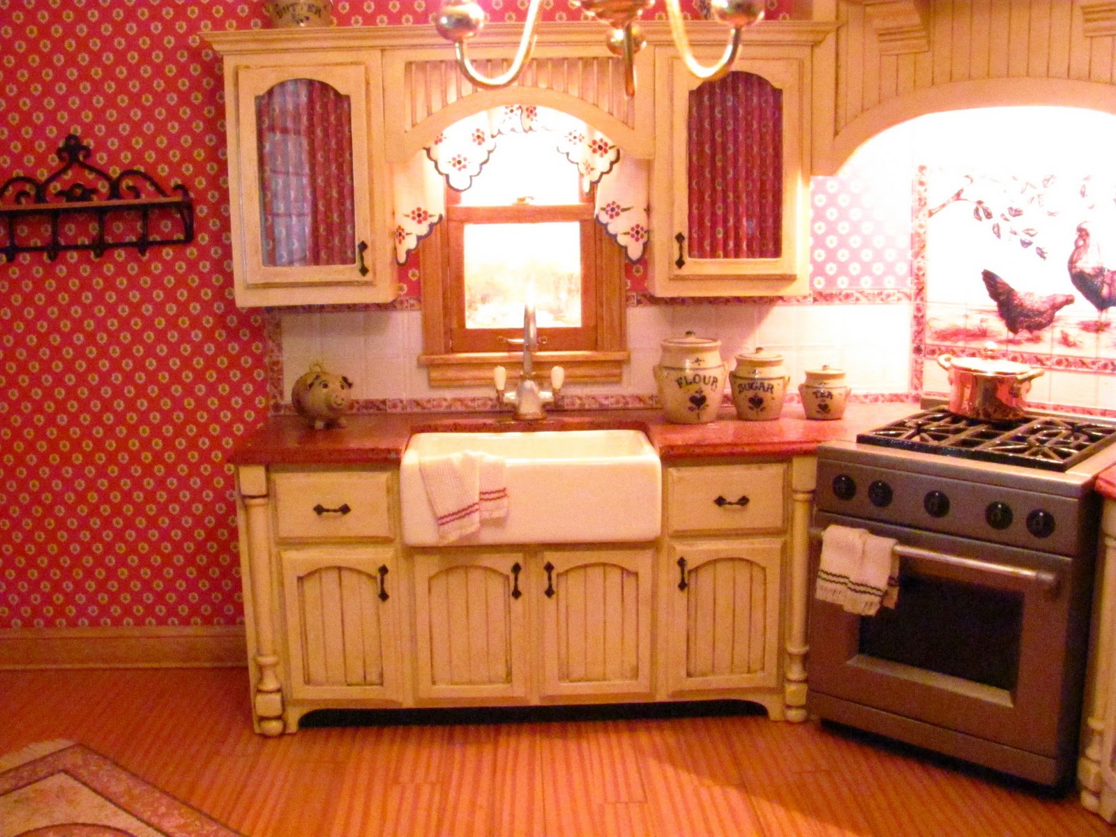 kitchen cabinets how to make contemporary kitchen cabinets from mat board - Dollhouse Kitchen