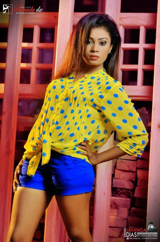 Meleeza Natalie blue shorts