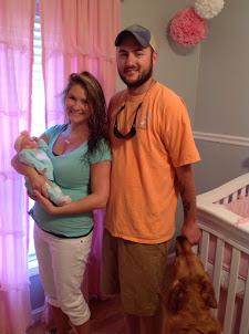 Logan, Lindsey, Kamry, & Allie