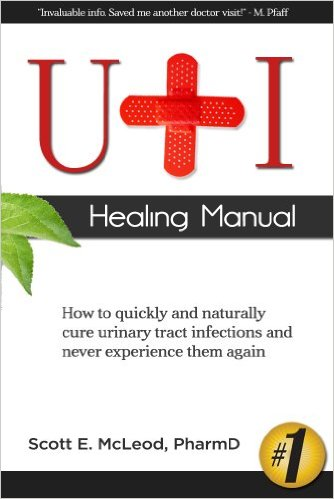 UTI Healing Manual