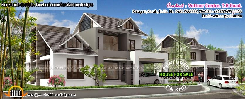 House plans in kottayam