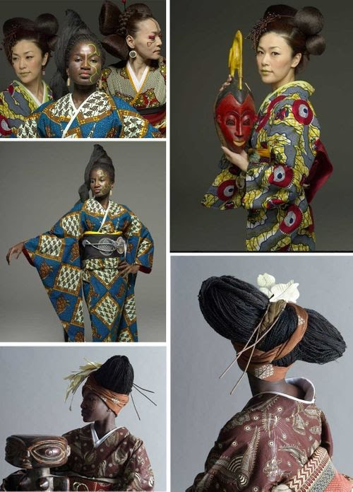 AFRICA & JAPAN