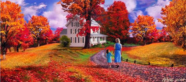 cuadros-de-paisajes-coloridos