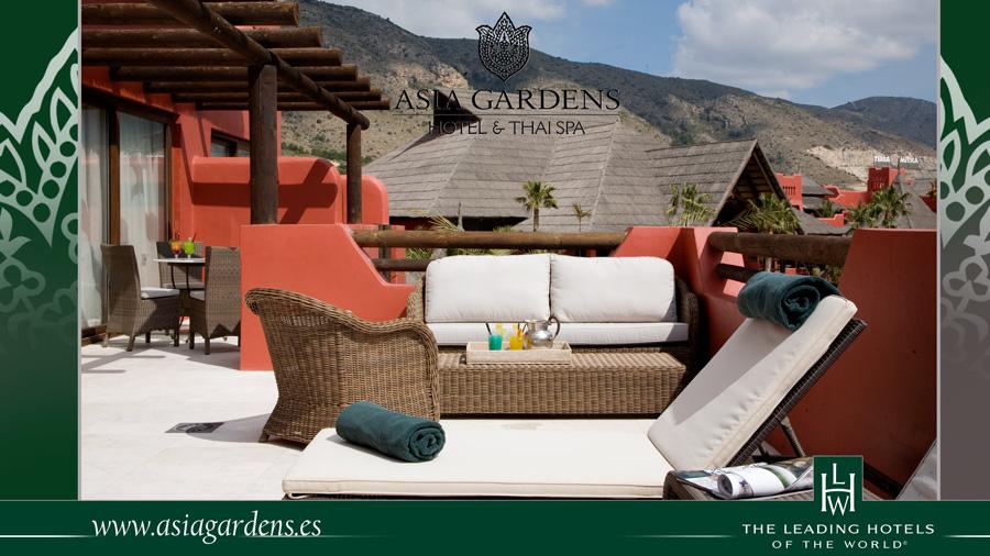 Hotel de lujo asia gardens hoteles de lujo en espa a un - Hoteles cinco estrellas en madrid ...