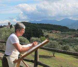 Flavours of Italy: How to pick the perfect painting holiday