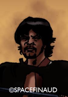 """Si il existe """"la Trilogie des Dollars"""", il existe aussi une autre trilogie et d'un autre Sergio. il s'agit de la trilogie du bandit mexicain.  Avec le personnage Cuchillo, interprété par Tomas Milian. Que l'ont peut voir dans les films comme """"COLORADO"""" et """"SALUDOS HOMBRE"""" de Sergio Sollima. Cuchillo est armé d'un couteau, l'arme du pauvre."""