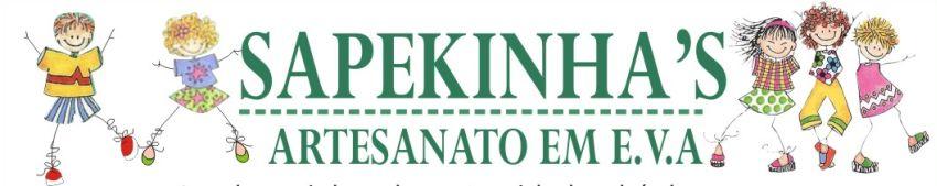 Sapekinha's Artesanato em EVA