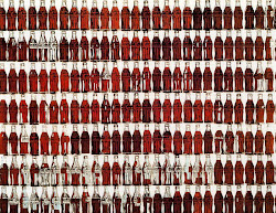BOTELLAS DE COCA COLA POR ANDY WARHOL - 1962