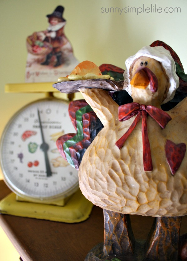 Sunny Simple Life: Thanksgiving Decorating Ideas And Thanksgiving