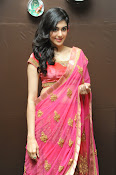 Adah Sharma Gorgeous in Pink Saree-thumbnail-10