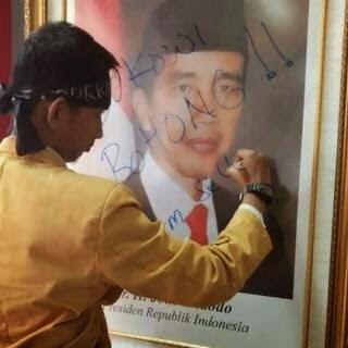 Turunkan Jokowi 20 Mei