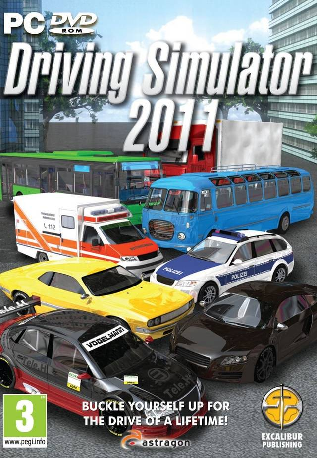 Driving Simulator 2011 System Requirements | System Requirements