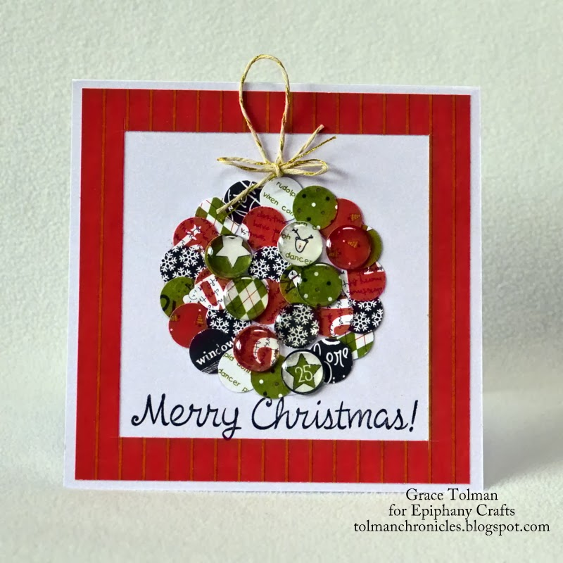 in my shoes christmas pinterest inspired cards epiphany