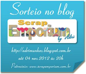 Sorteio Scrap Emporium by Adri Munhoz