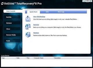FarStone TotalRecovery Pro 9.1 Build 20130515