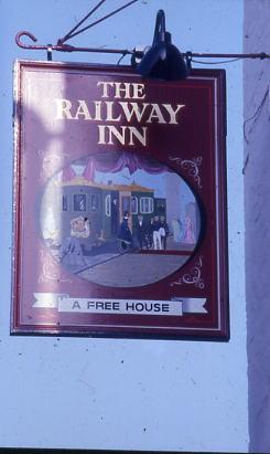 Railway Inn 1986