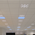 LED technology being used in ceilings, carpets
