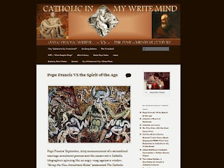 Catholic in My Write Mind