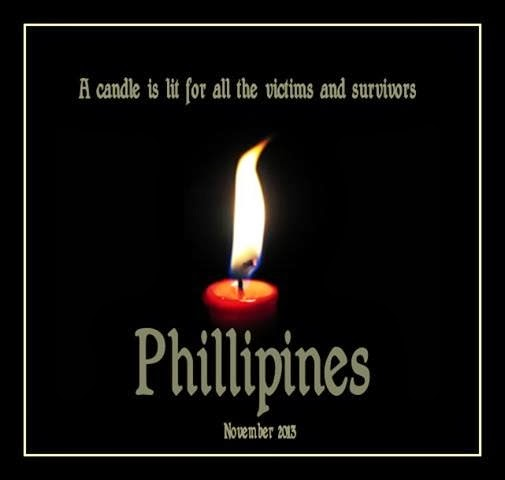 Light a Candle for the Philippines