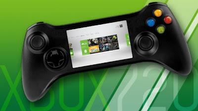Microsoft Xbox 720 Controller