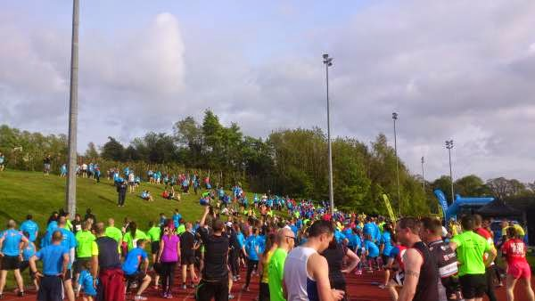 Banbridge Bann 10K Race